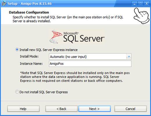 SQL Server Express Installation Overview